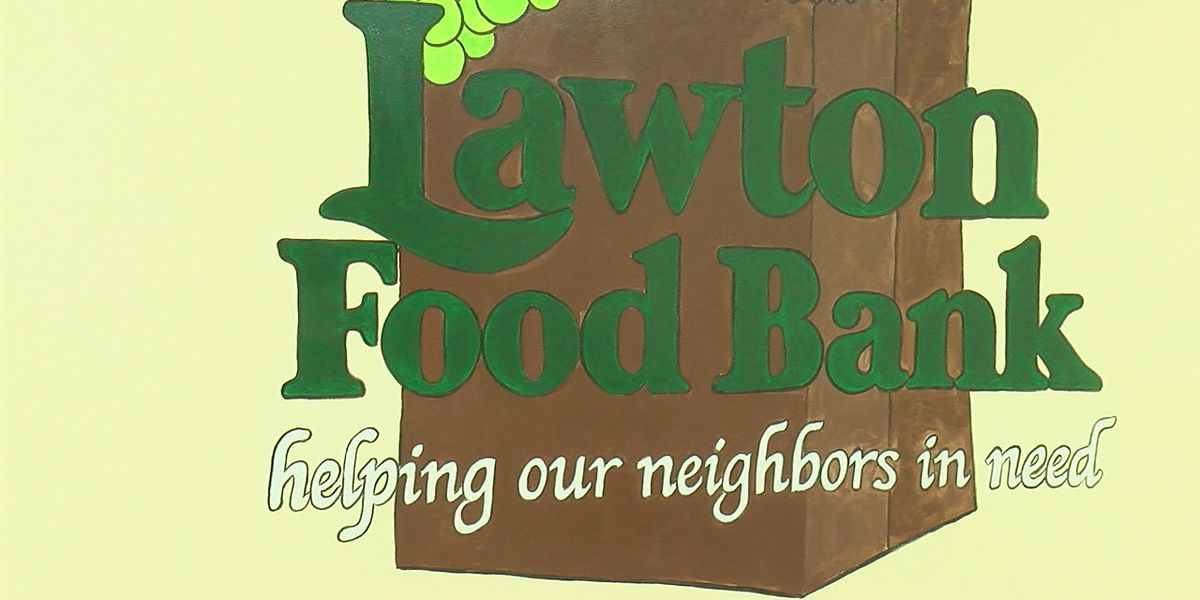 Lawton Food Bank breaks single day record for families served