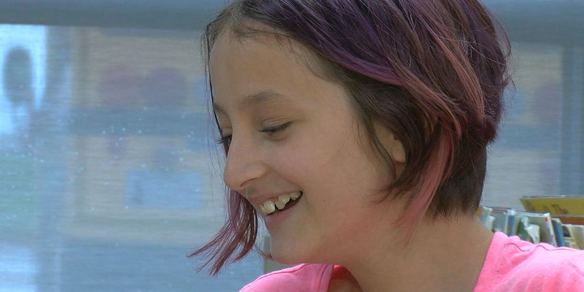 Lawton girl asks for donations for Lawton Animal Welfare instead of birthday gifts