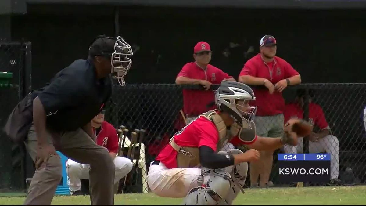 Local baseball players happy to be back on the diamond