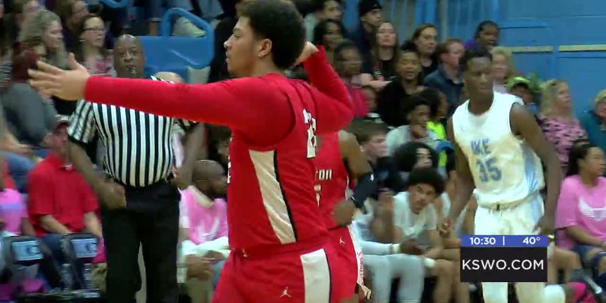 Lawton High boys improve to 18-2 with win over Eisenhower