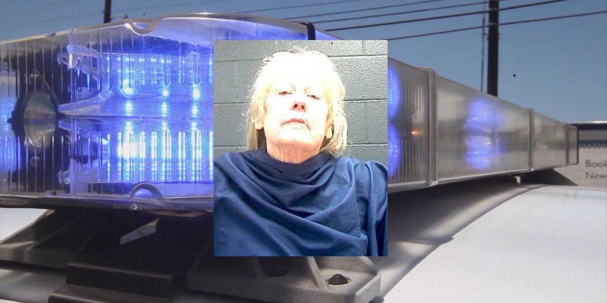 WFPD: Woman tried to run over neighbor