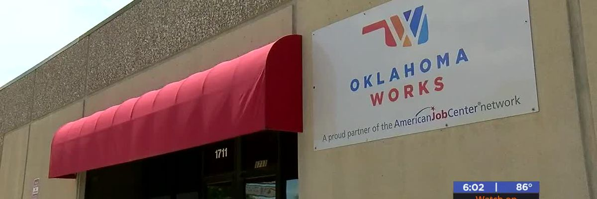 Thousands file for unemployment in Oklahoma-4/7/2020