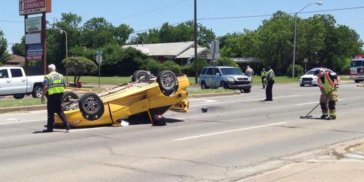 Minor injuries reported after rollover accident