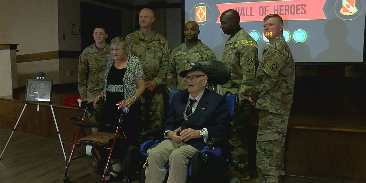 Veterans added to Fort Sill's Wall of Heroes