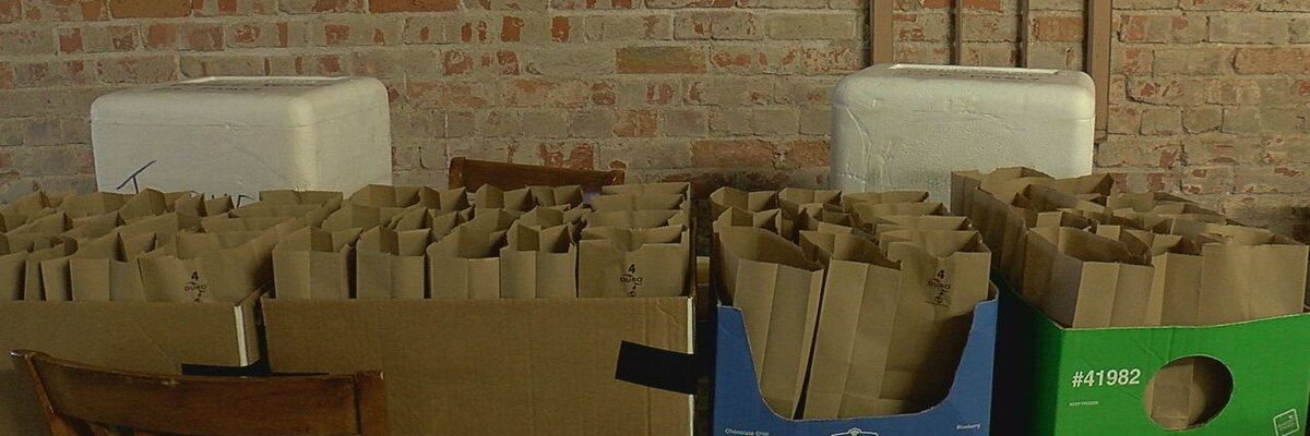 Walters man working to feed those in need during pandemic
