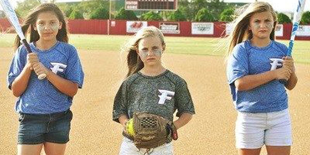 Local softball players selected to compete in USSSA All-American Games