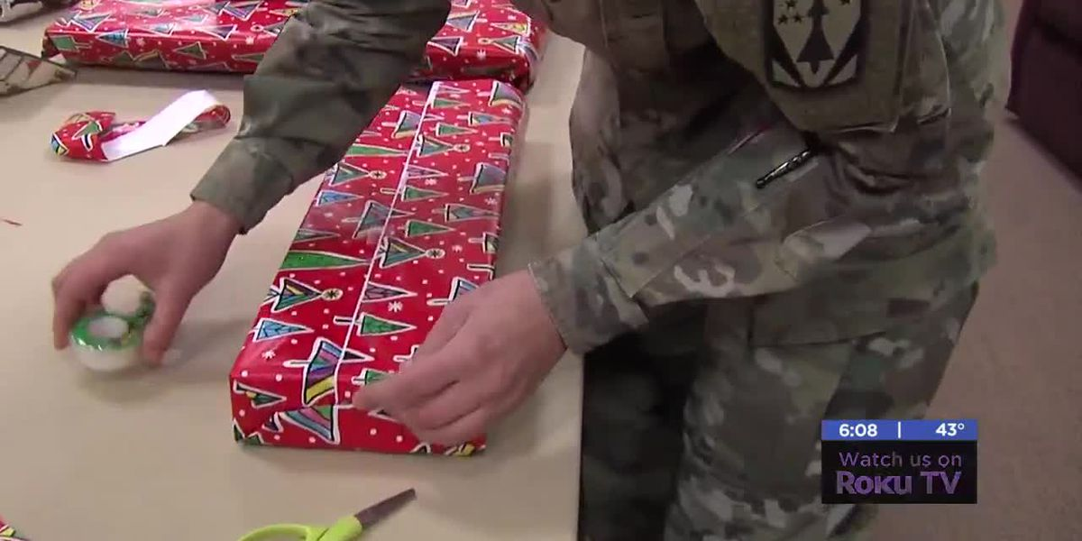 Fort Sill beings Toys for Kids program