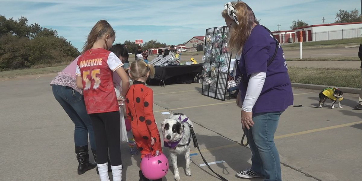 Organizations join forces to host puptastic carnival