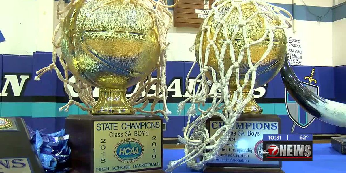 Lawton Christian brings home back-to-back titles