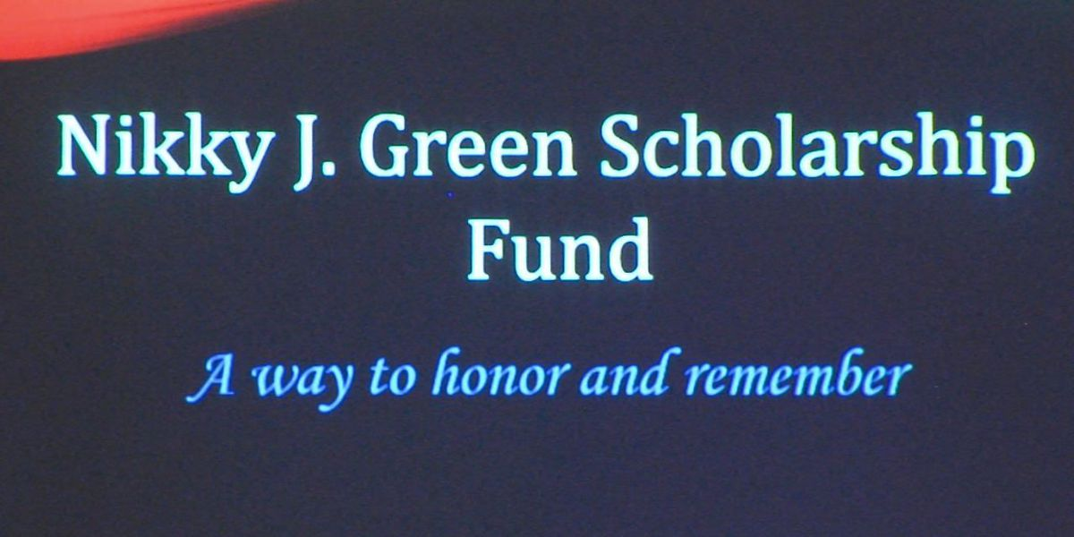 Wife of fallen trooper hopes to expand scholarship in his name