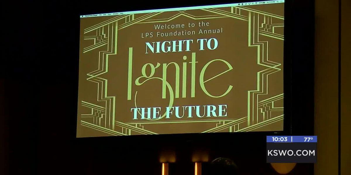 LPS Foundation hosts Night to Ignite the Future