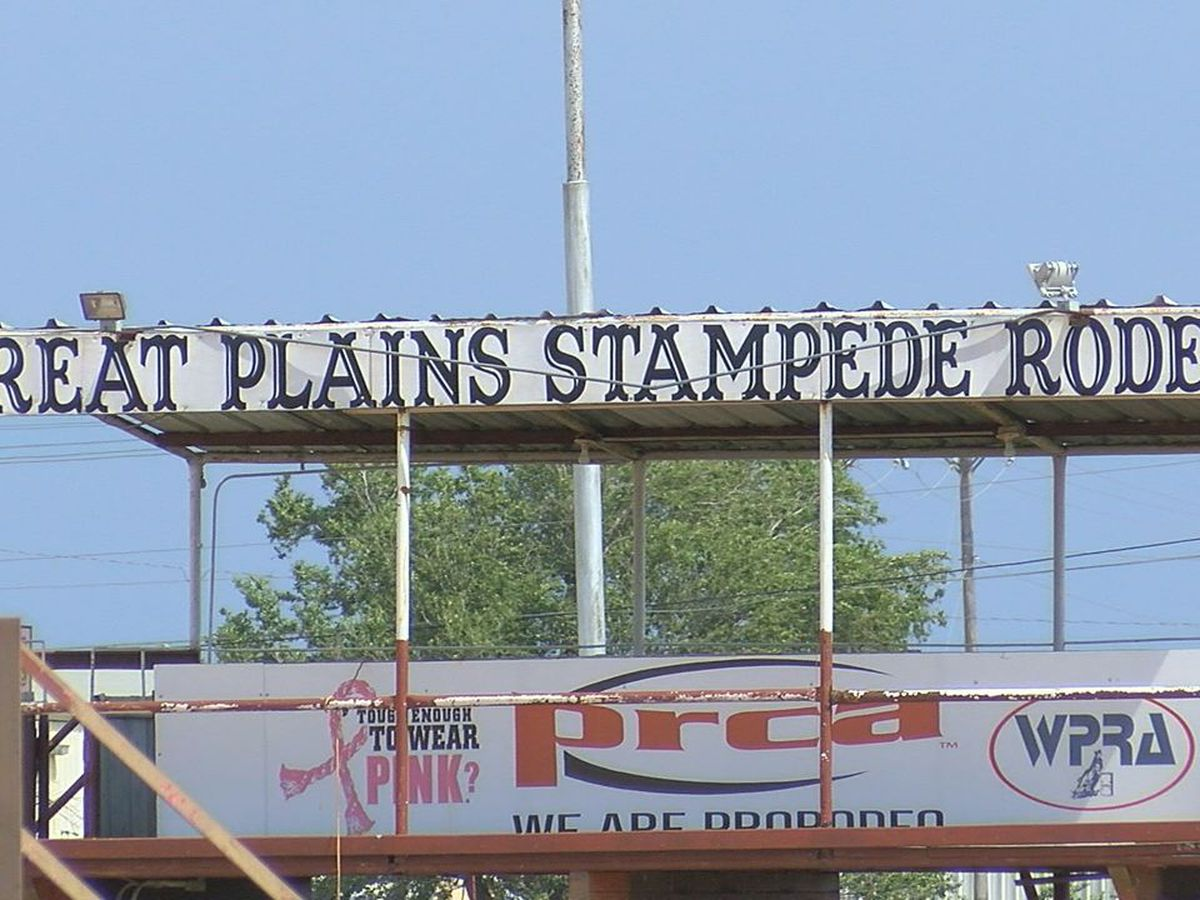 Great Plains Stampede Rodeo in Altus postponed to 2021