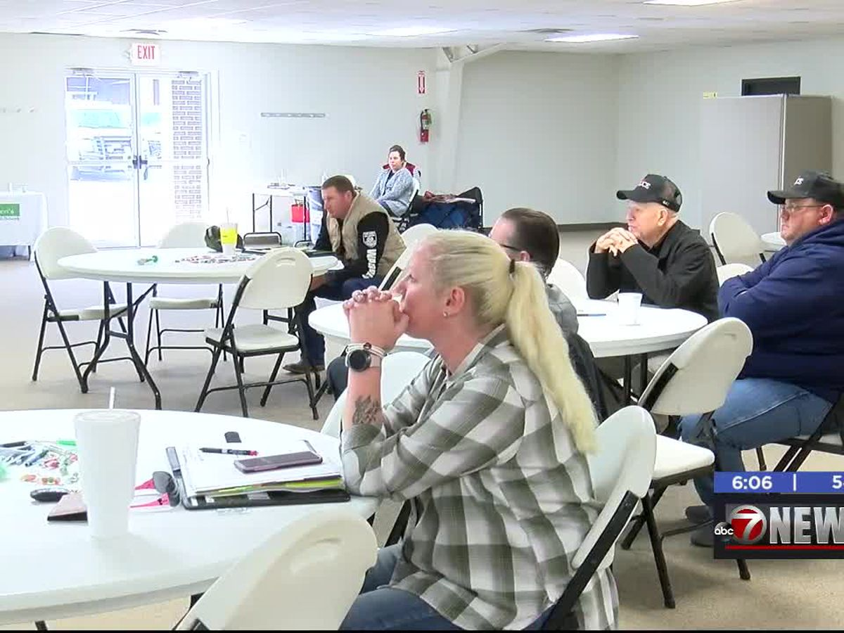 Law enforcement takes training to learn about Autism
