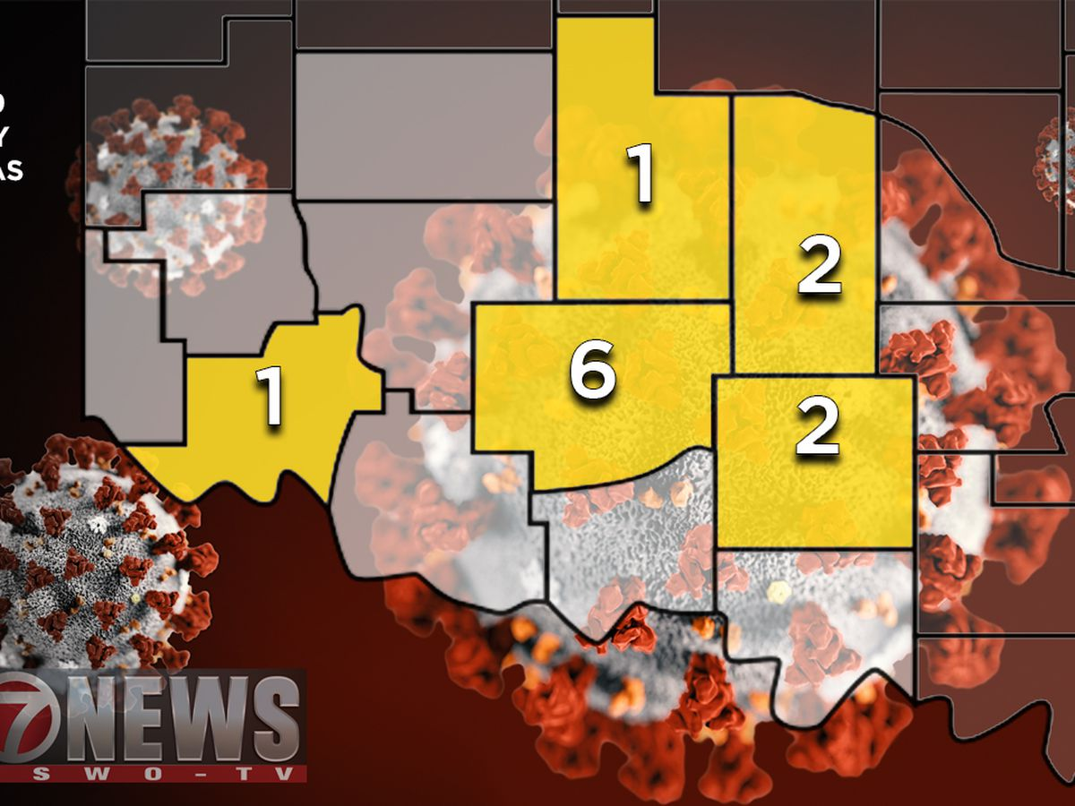 STATE UPDATE: Stephens County up, total numbers and deaths also increase