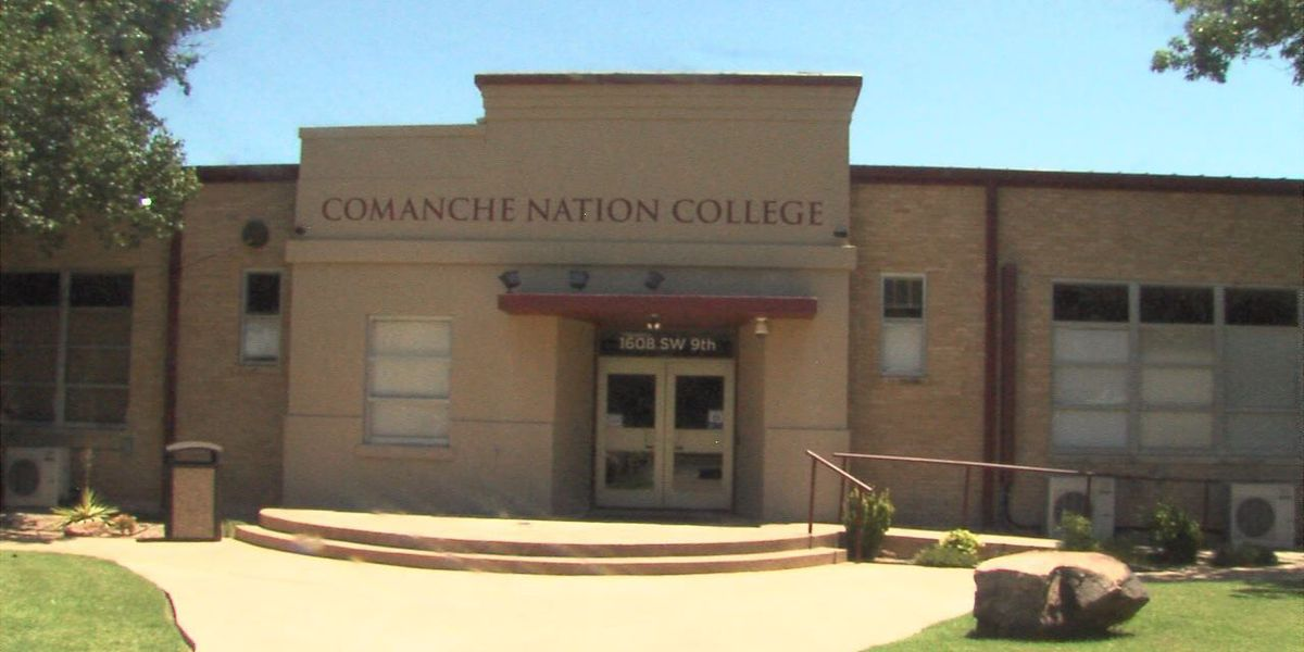 Comanche Nation College closing its doors after 15 years