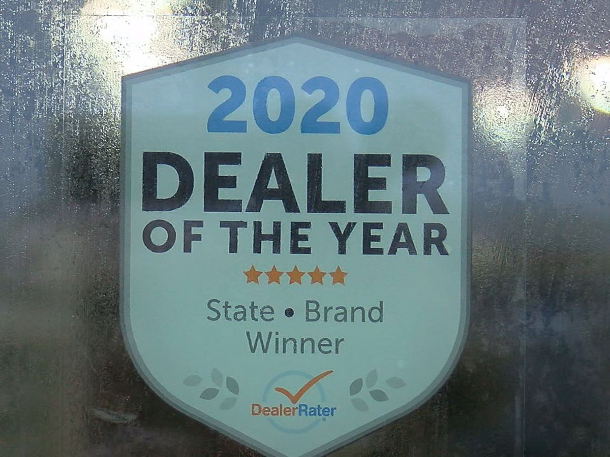 Local dealership wins Dealer of the Year award