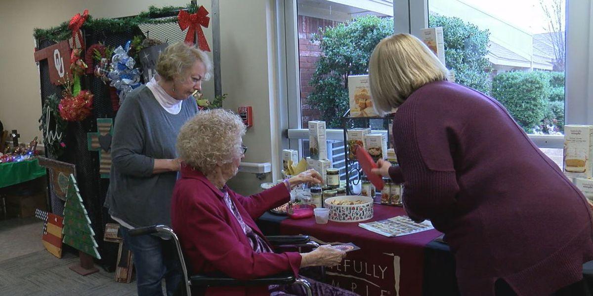 BrookRidge Retirement Community held their Holiday Happening event