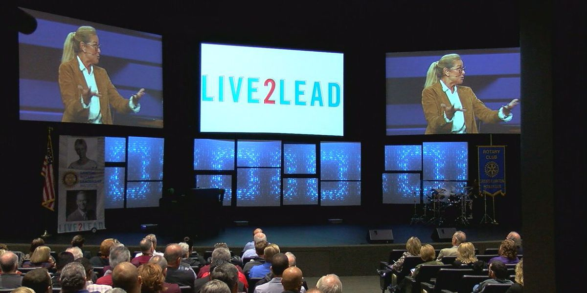 Lawton hosts leadership conference