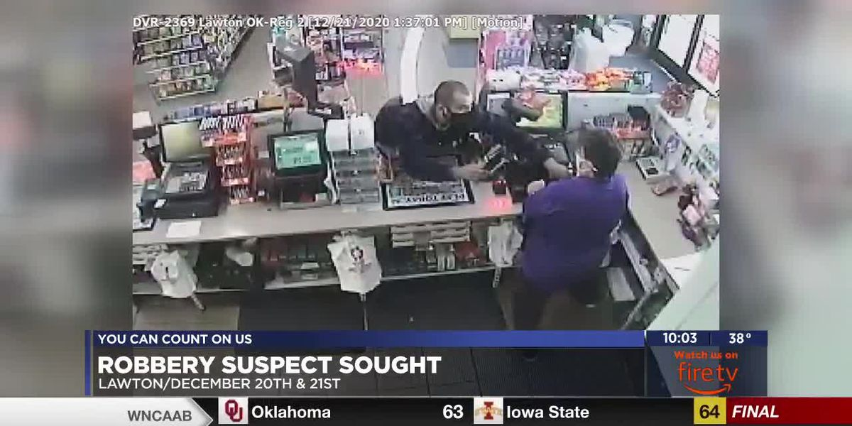 Crime Stoppers asks for help identifying robbery suspect