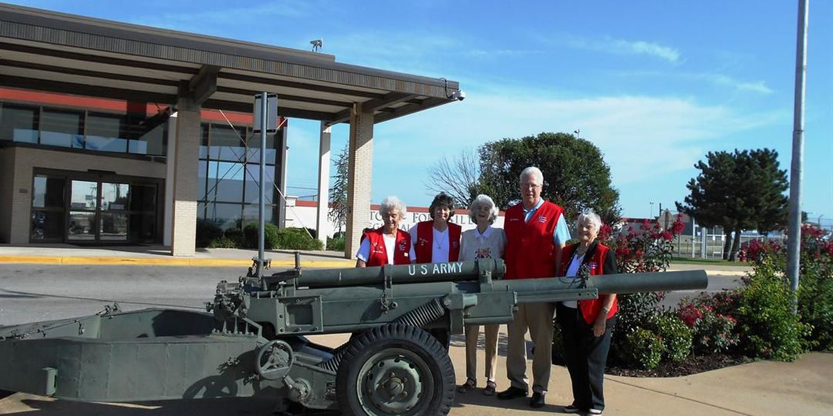 Military Welcome Center celebrates 35th anniversary of cannon dedication Friday