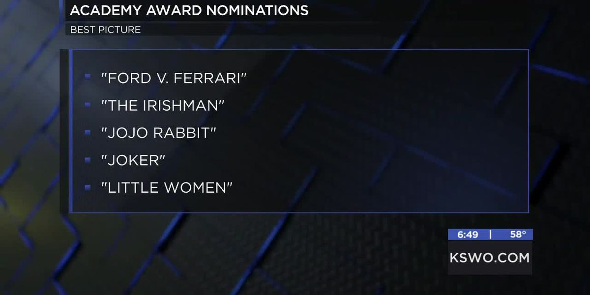 7News at the Movies: Oscar nominations