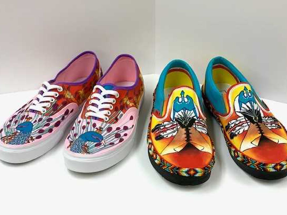 Anadarko High School makes top 50 in Custom VANS contest