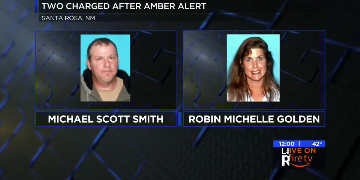 New details released in connection with Burkburnett Amber Alert suspects