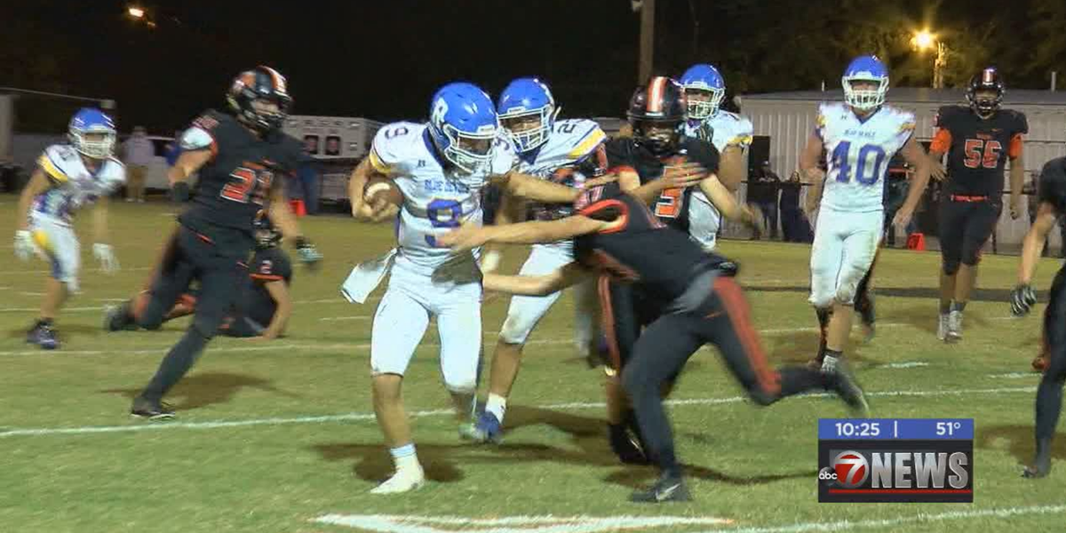 Ringling downs Apache, takes home district title