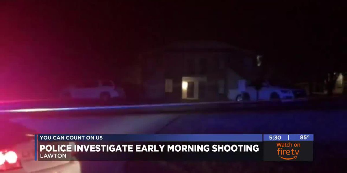 One man hospitalized after early morning shooting