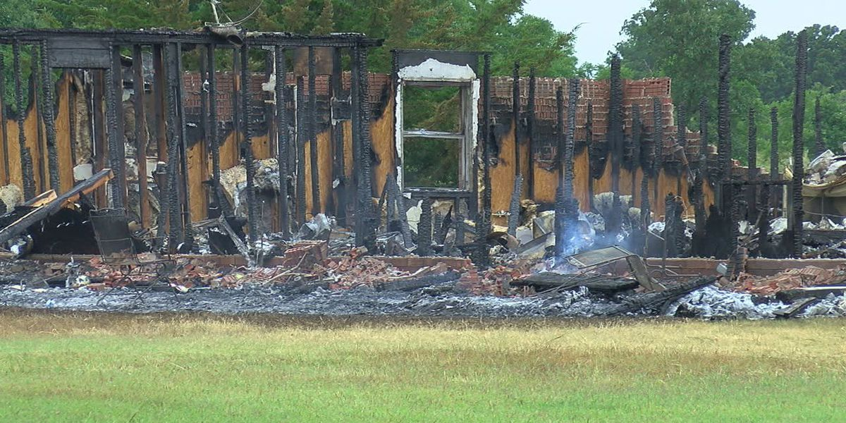 """""""Everything we have is gone:"""" Cache family home destroyed in fire"""