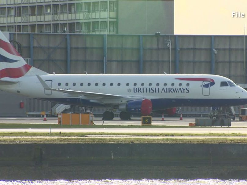 British Airways flight to Germany mistakenly lands in Scotland