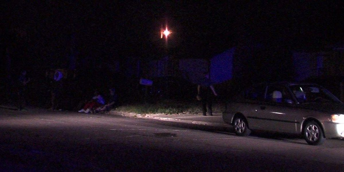 Man shot in the ankle, sent to hospital