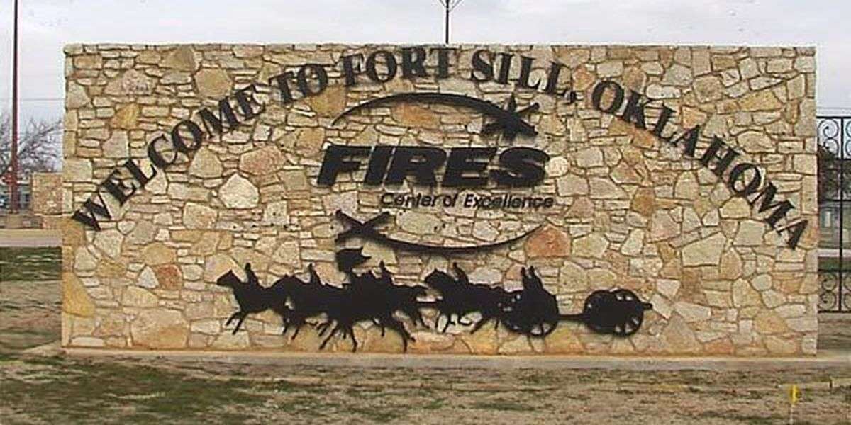 Office fire under investigation on Fort Sill