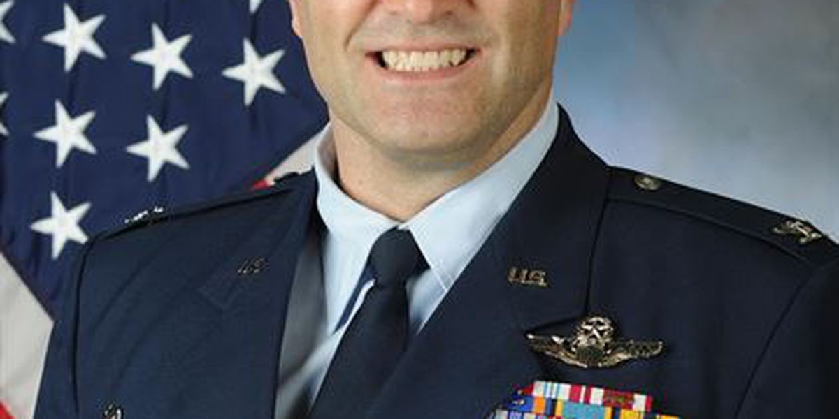 Change of command Friday at Altus AFB