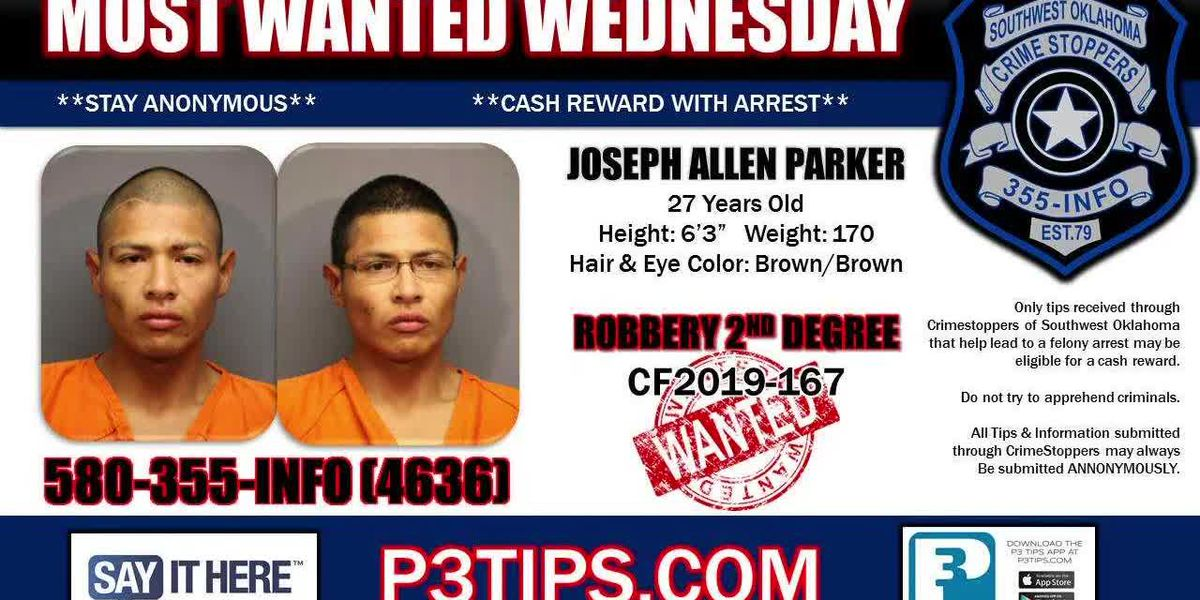 Most Wanted Wednesday: June 5