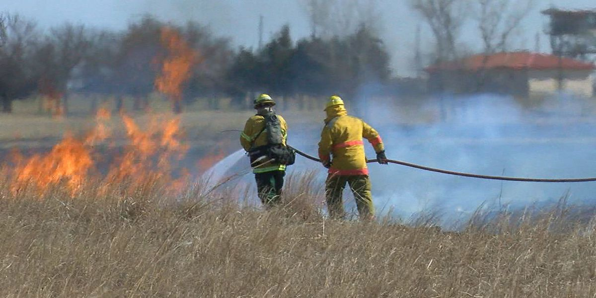 Firefighters and first responders attend 9th annual Destry Horton Wildland Training School on Fort Sill