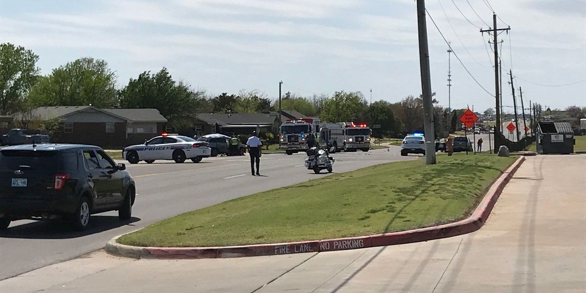 UPDATE: Woman dies from injuries suffered in west Lawton crash