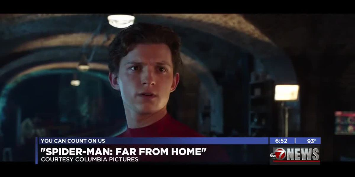 7News at the Movies: Spider-Man: Far From Home and more