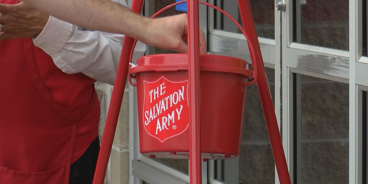 Salvation Army of Lawton falling behind in Red Kettle Campaign