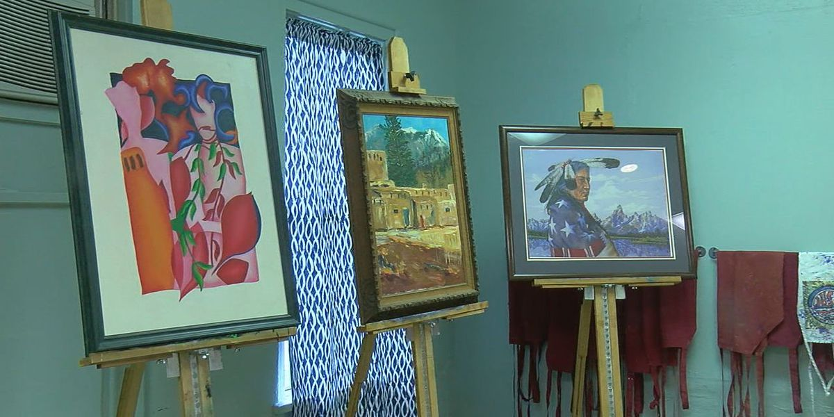 Lawton Art Council hosts grand re-opening