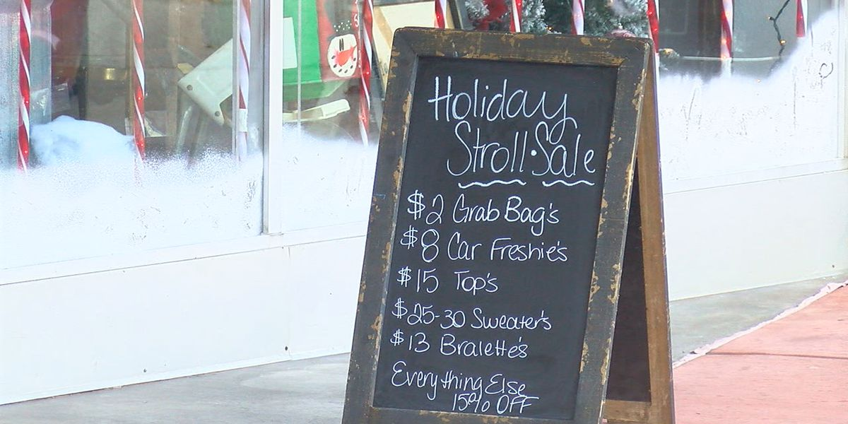 Main Street Duncan puts on 34th annual Holiday Stroll