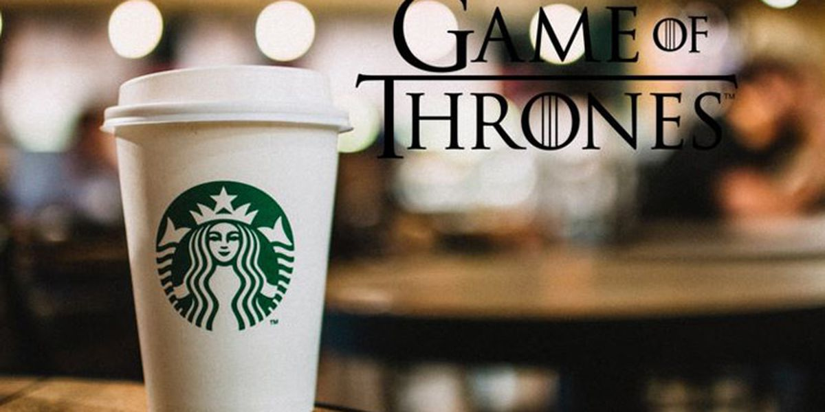 'Game of Thrones': What was a Starbucks coffee cup doing on the show?