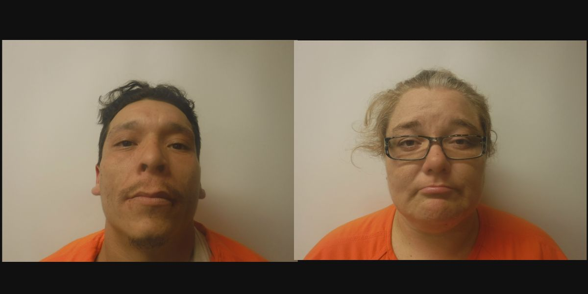 Two Tillman County residents arrested for child sexual abuse related charges