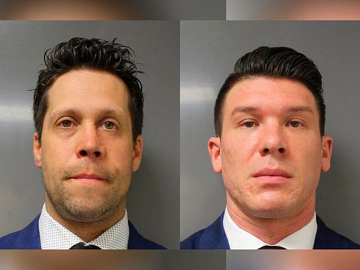GRAPHIC: Prosecutors say 2 Buffalo police officers accused of shoving protester now charged with assault