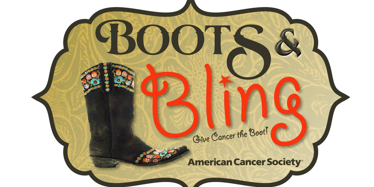 Help give cancer the boot at the annual Comanche County Boots & Bling 5K Color Run