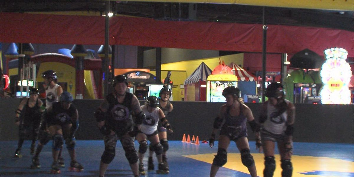 580 Roller Girls hold open recruitment