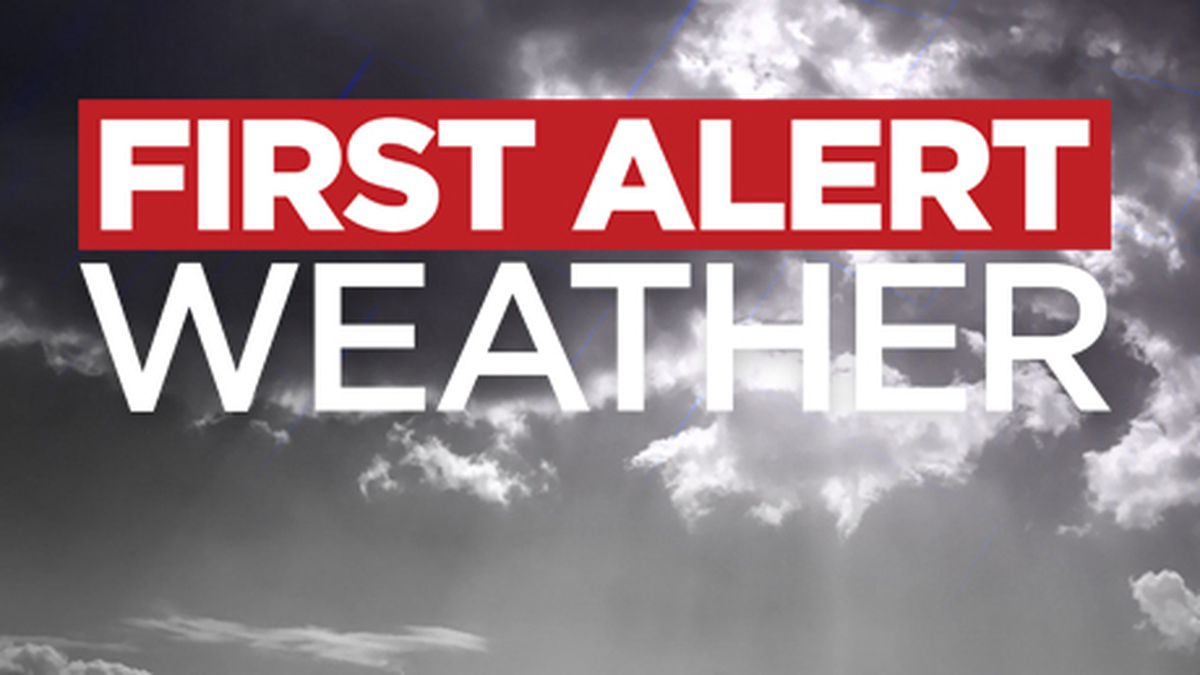First Alert 7 Forecast: mild and partly cloudy today