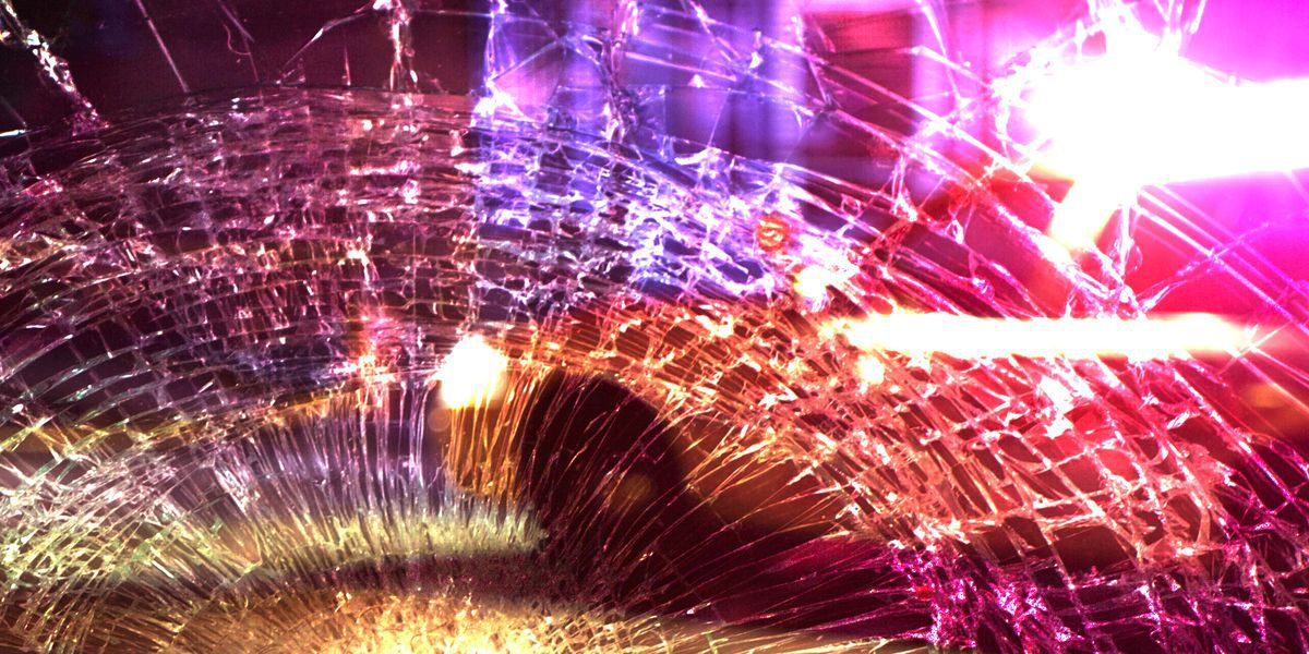 Severe injuries reported in single-vehicle crash