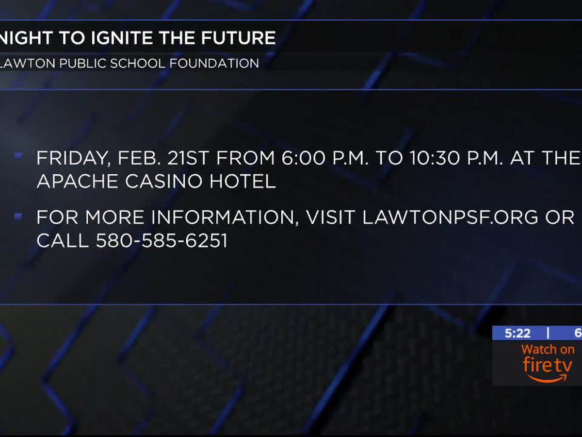 "LPS Foundation's ""Night to Ignite the Future"" event happening soon"
