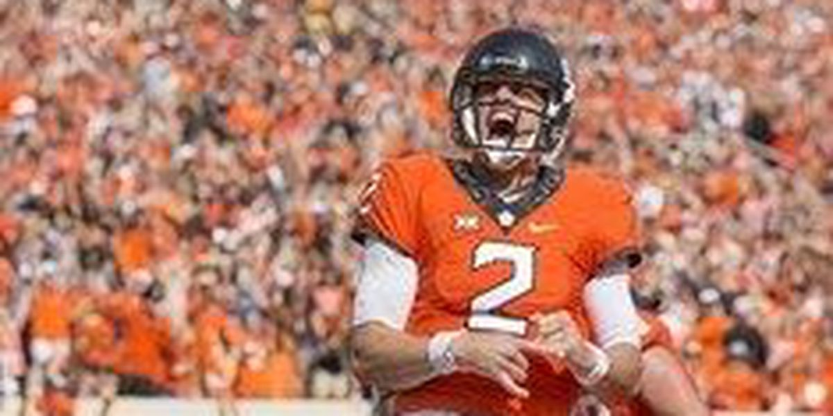 Oklahoma State Cowboys start off the football season at home against the Tulsa Golden Hurricanes